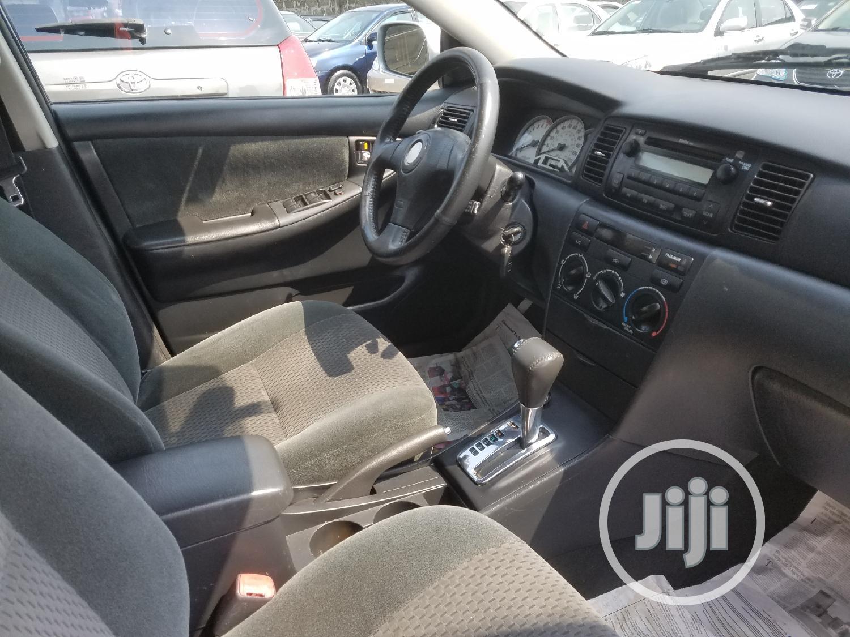 Toyota Corolla 2005 S Silver | Cars for sale in Apapa, Lagos State, Nigeria