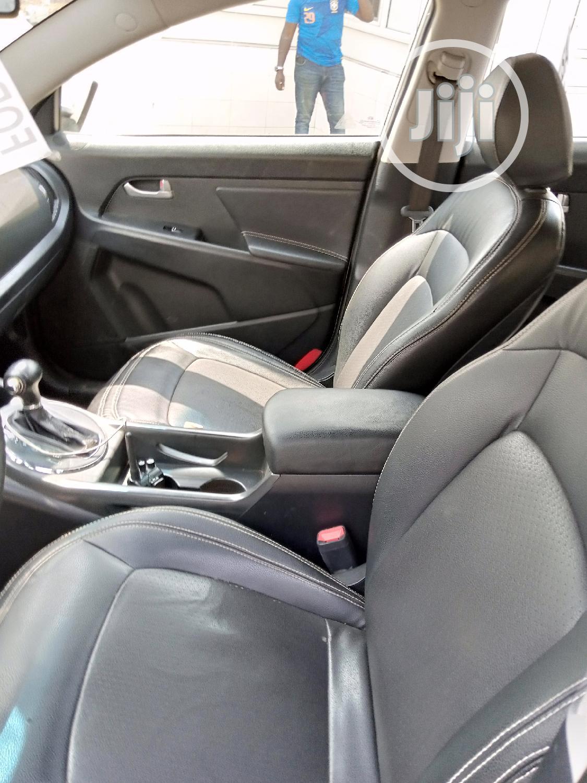 Archive: Kia Sportage 2012 Silver