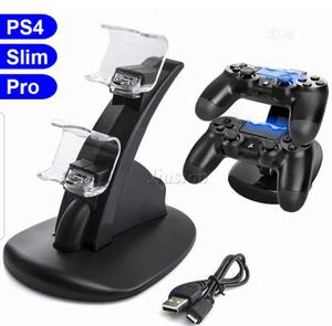 Ps4 Controller (Dualshock 4) Charging Dock   Accessories & Supplies for Electronics for sale in Lagos State, Magodo