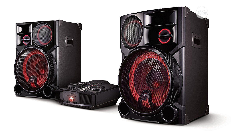 2021 Made LG 2350watt Powerful X Boom Bluetooth DJ Effect