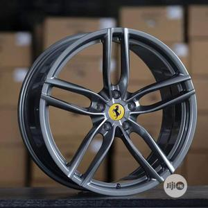 All Size of Alloy Wheels and Tires at Good Price Etc | Vehicle Parts & Accessories for sale in Lagos State, Mushin