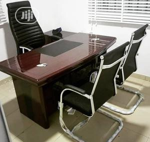 Office Table and Chairs   Furniture for sale in Lagos State, Ajah