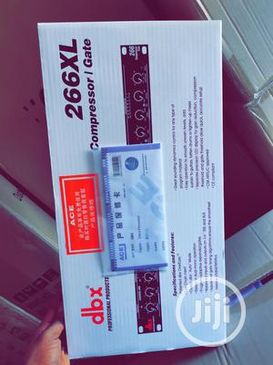 Dbx Compressor 266XL   Audio & Music Equipment for sale in Lagos State, Ojo