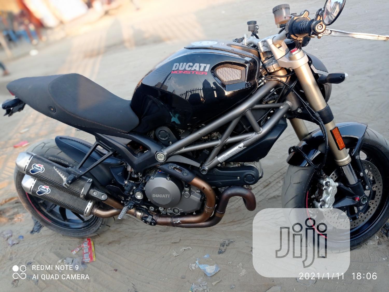 Archive: Ducati Sport Touring 2013 Black