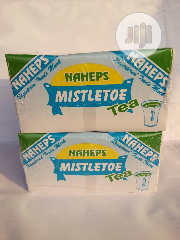 Mistletoe Herbal Tea for Adults