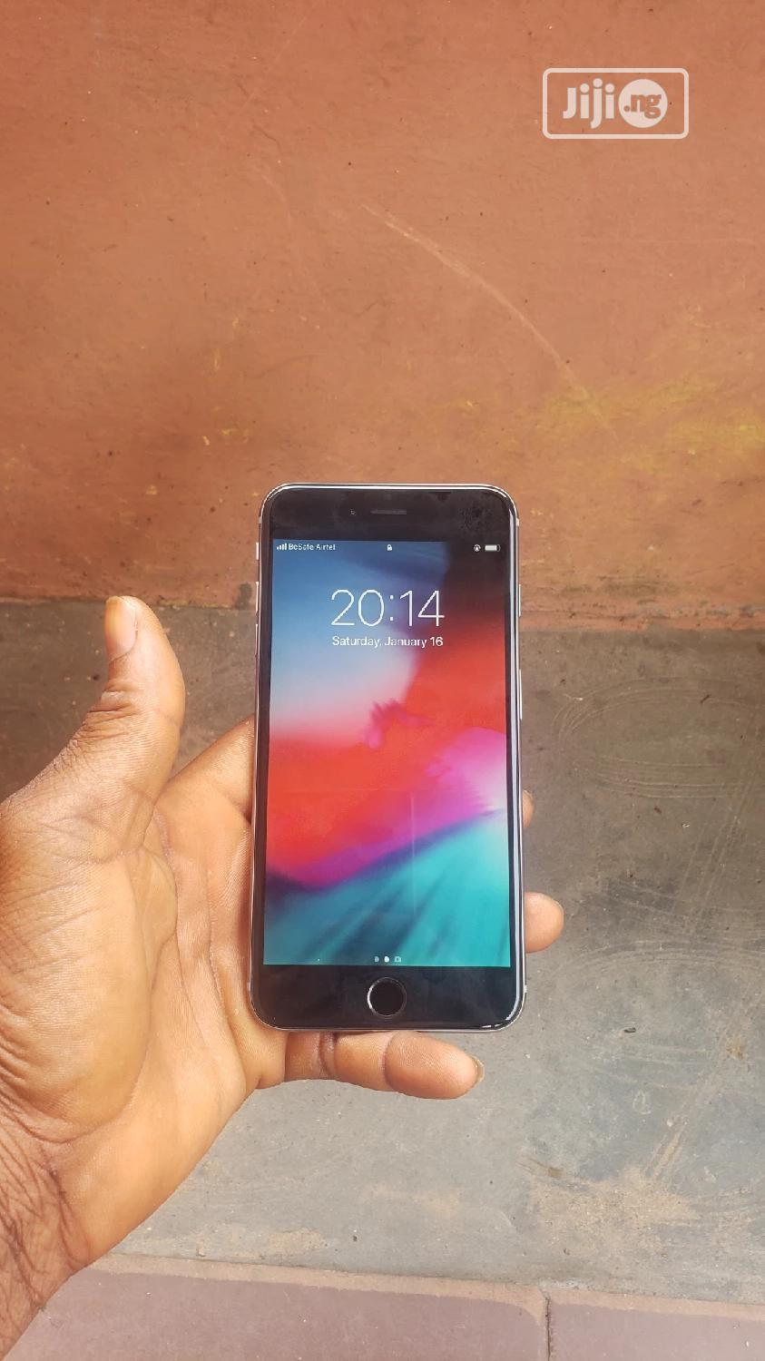 Apple iPhone 6 Plus 16 GB Silver   Mobile Phones for sale in Akure, Ondo State, Nigeria