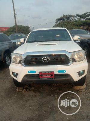 Toyota Tacoma 2013 White | Cars for sale in Lagos State, Amuwo-Odofin