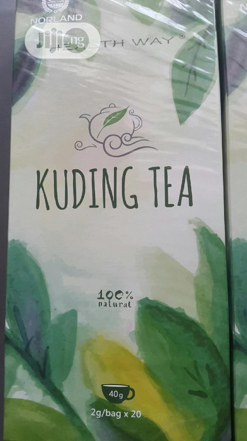 Norland Kuding Tea Natural Help For Insominia