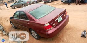Toyota Camry 2006 Red | Cars for sale in Lagos State, Abule Egba