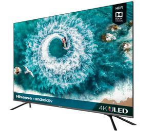 New HISENSE 65'inch 4K ULED SMART TV+Bluetooth(Netflix App) | TV & DVD Equipment for sale in Lagos State, Ojo