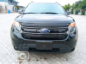 Ford Explorer 2012 Black | Cars for sale in Lagos State, Ajah