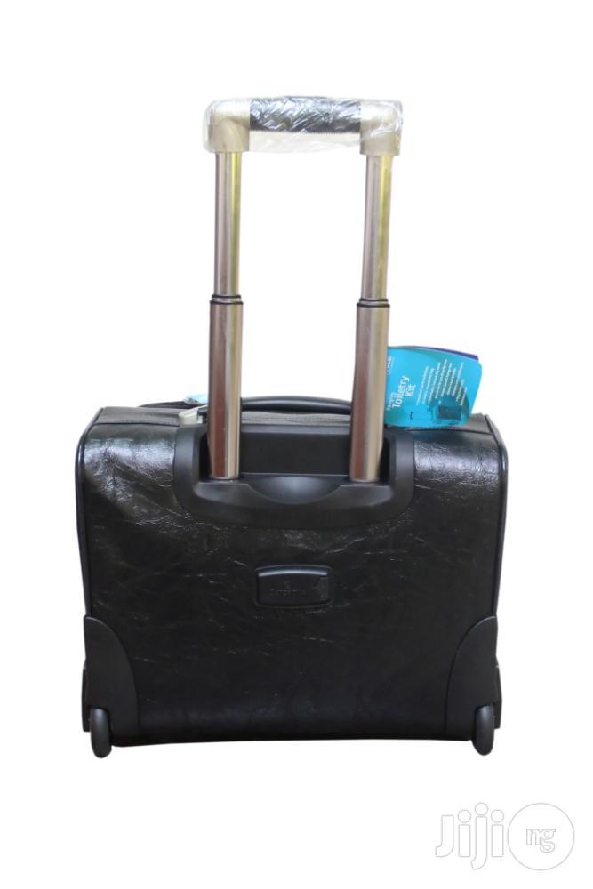 Sensamite Leather Pilotcase Luggage | Bags for sale in Lagos State, Nigeria
