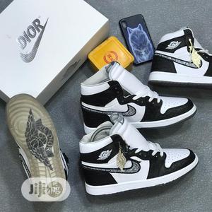 Nike × Dior Air Jordan Sneakers | Shoes for sale in Lagos State, Lagos Island (Eko)