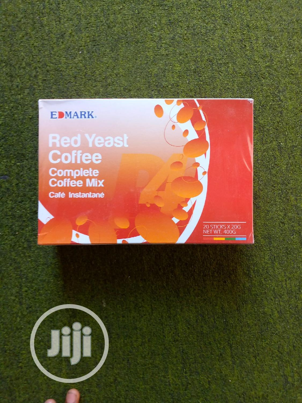Edmark Red Yeast Coffee