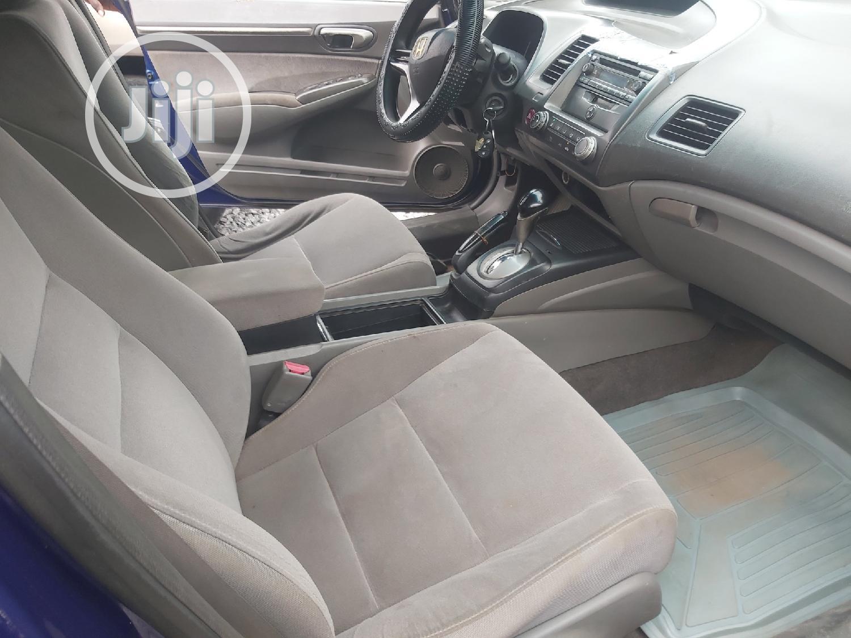 Archive: Honda Civic 2007 1.8 Blue