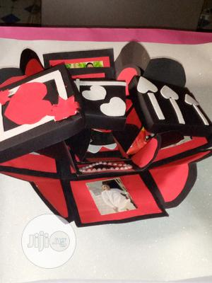 3D Explosion Box | Arts & Crafts for sale in Niger State, Suleja