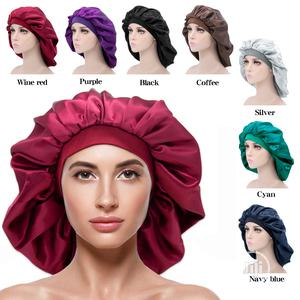 Satin Hair Bonnet | Clothing Accessories for sale in Lagos State, Ikeja