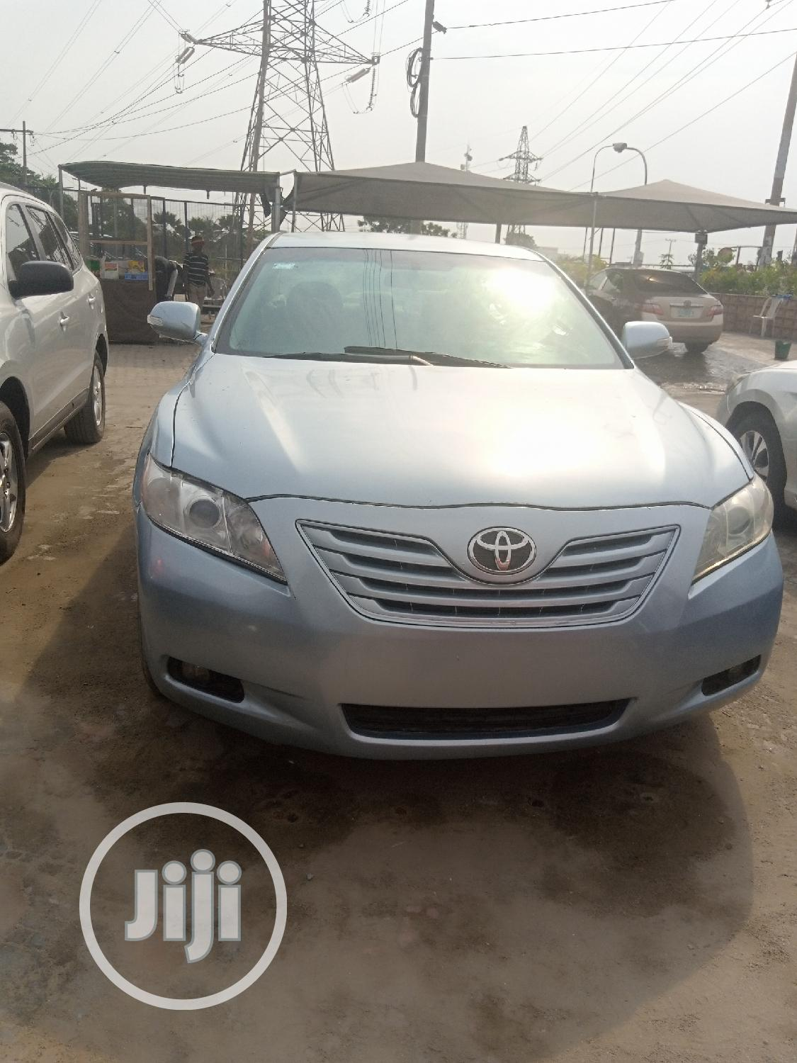 Toyota Camry 2007 Blue | Cars for sale in Ikoyi, Lagos State, Nigeria