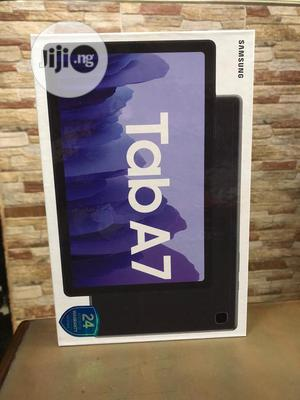 New Samsung Galaxy Tab A7 10.4 (2020) 32 GB Black | Tablets for sale in Lagos State, Victoria Island