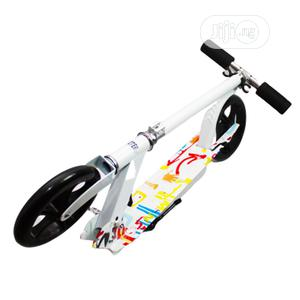 Auldon Rugged Colourful Scooter With 2 Wheels | Toys for sale in Lagos State, Ajah