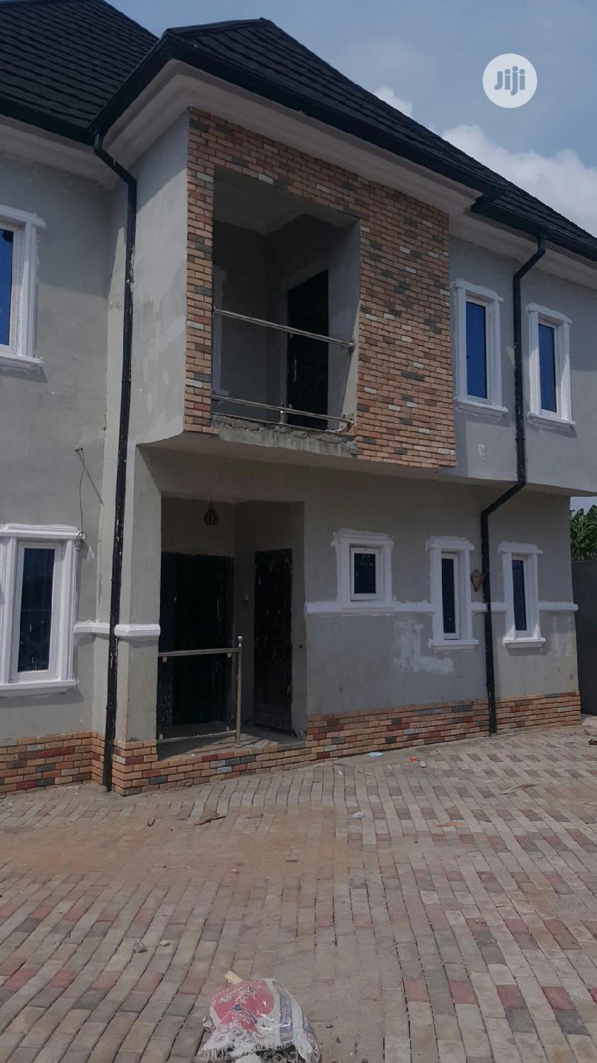 Very Beautiful 2bedroom Flat At Okpanam Road Asaba | Houses & Apartments For Rent for sale in Oshimili South, Delta State, Nigeria