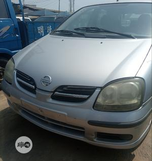Nissan Almera 2005 Tino Silver | Cars for sale in Oyo State, Ibadan