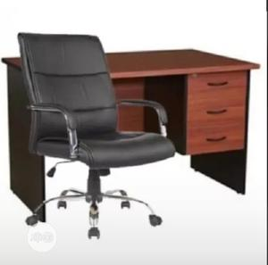 Strong Quality Executive Office Table and Chair   Furniture for sale in Lagos State, Lekki