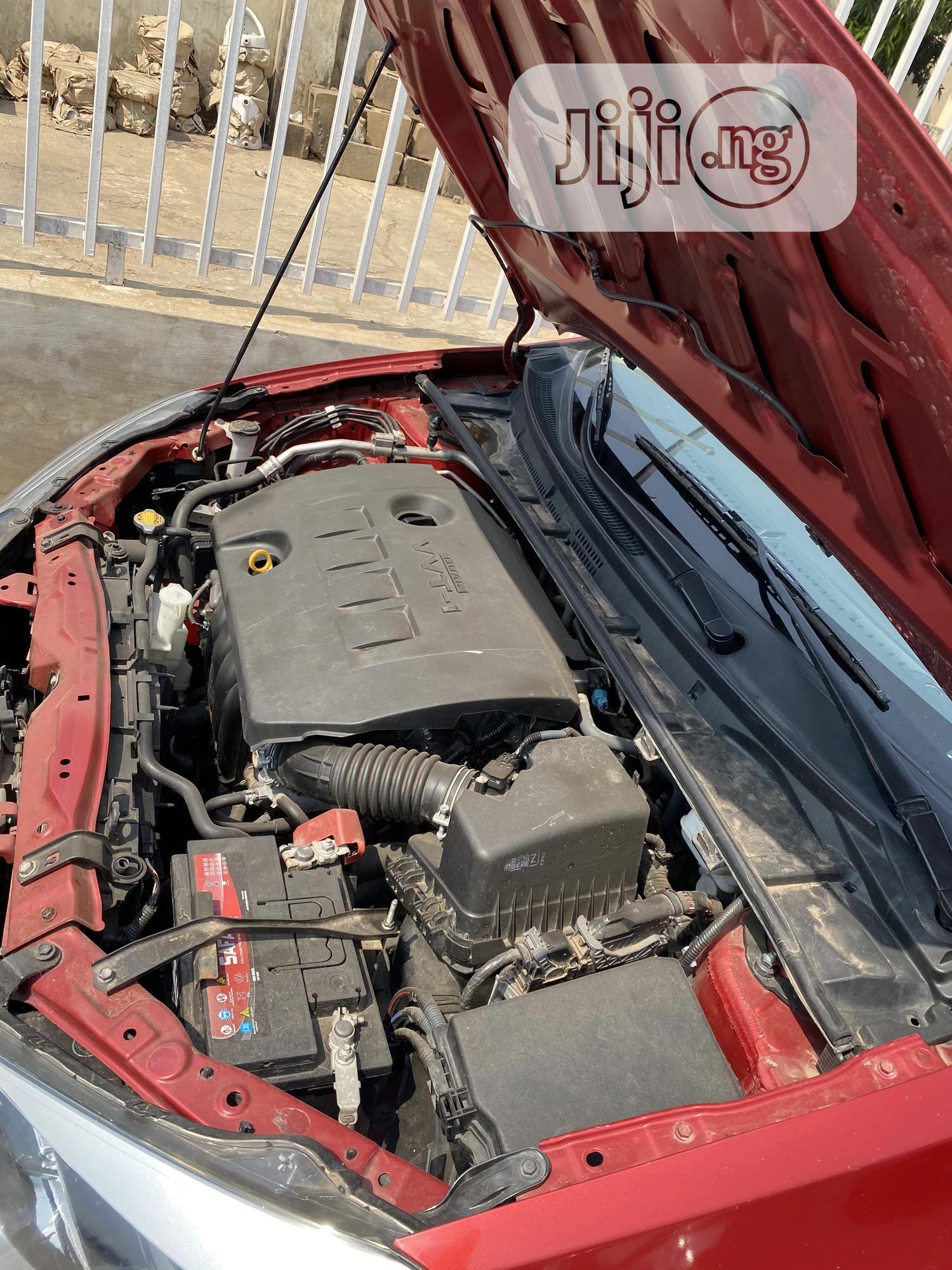 Toyota Corolla 2014 Red | Cars for sale in Ibadan, Oyo State, Nigeria