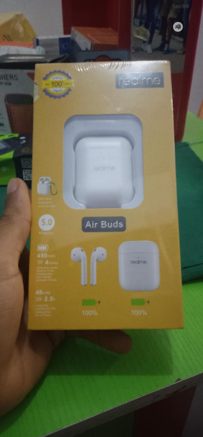 Realme Air Buds | Headphones for sale in Nnewi, Anambra State, Nigeria
