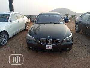 BMW 525i 2005 Black   Cars for sale in Abuja (FCT) State, Kubwa