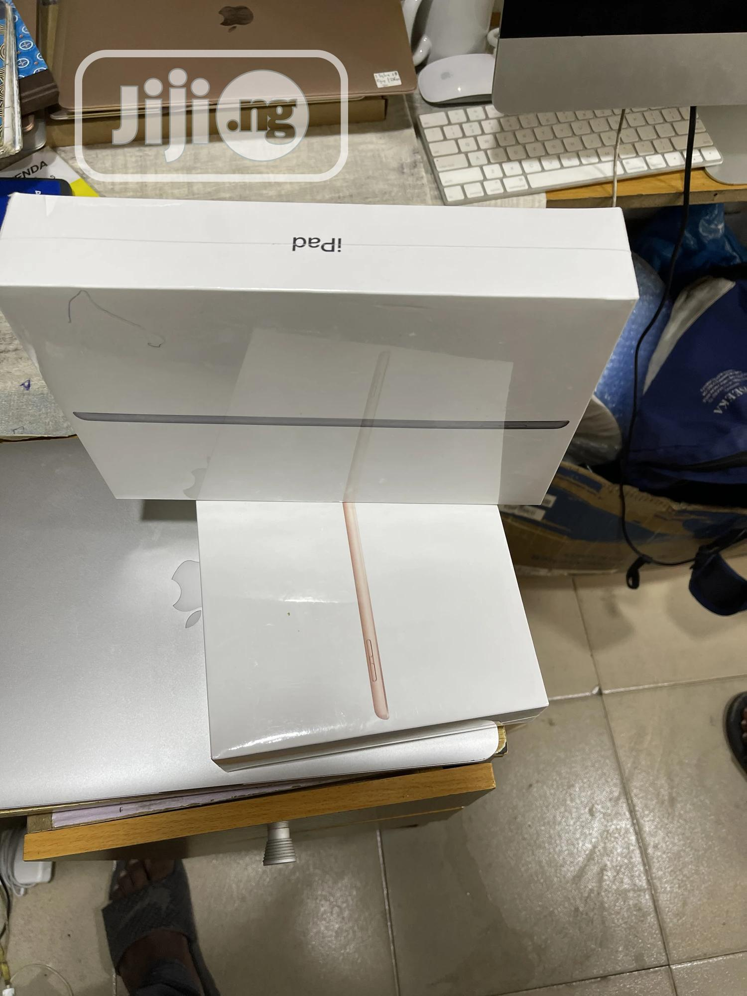 New Apple iPad 10.2 (2020) 32 GB Gray   Tablets for sale in Lekki, Lagos State, Nigeria
