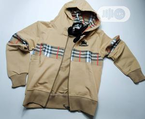 Burberry Hooded Jacket   Children's Clothing for sale in Rivers State, Port-Harcourt