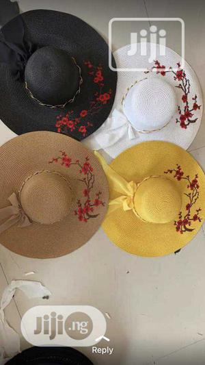 Quality Beach Hats for Ladies | Clothing Accessories for sale in Lagos State, Lagos Island (Eko)