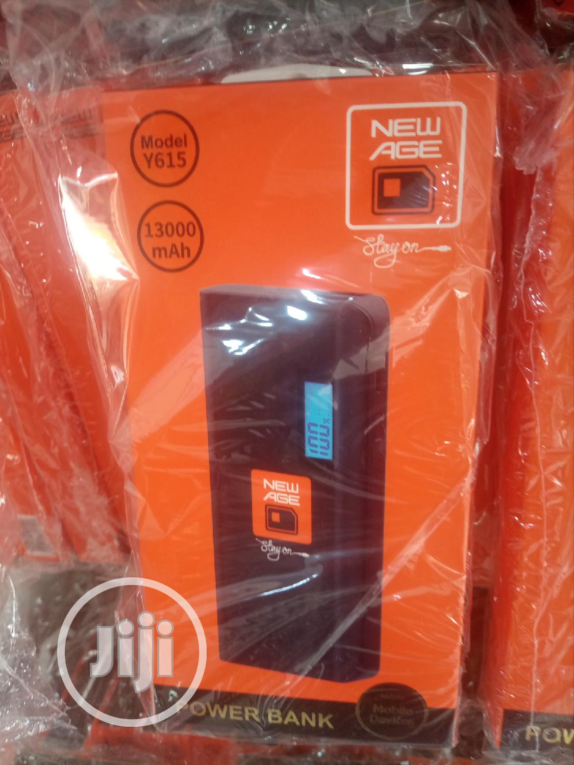 6500mah New Age Power Bank | Accessories for Mobile Phones & Tablets for sale in Ikorodu, Lagos State, Nigeria