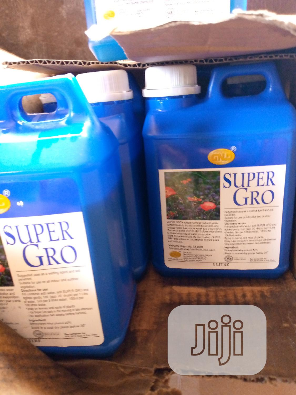 Supergro Natural Fertilizer