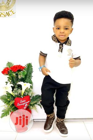 Turkey Brand 2 Piece Outfit For Boys | Children's Clothing for sale in Lagos State, Ipaja