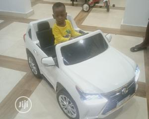 HIGH QUALITY KIDS CAR LEXUS 570 for Kids of 2-6yrs   Toys for sale in Lagos State, Lagos Island (Eko)