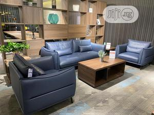 Quality Leather And Exquisite Office Sofa   Furniture for sale in Lagos State, Ikeja