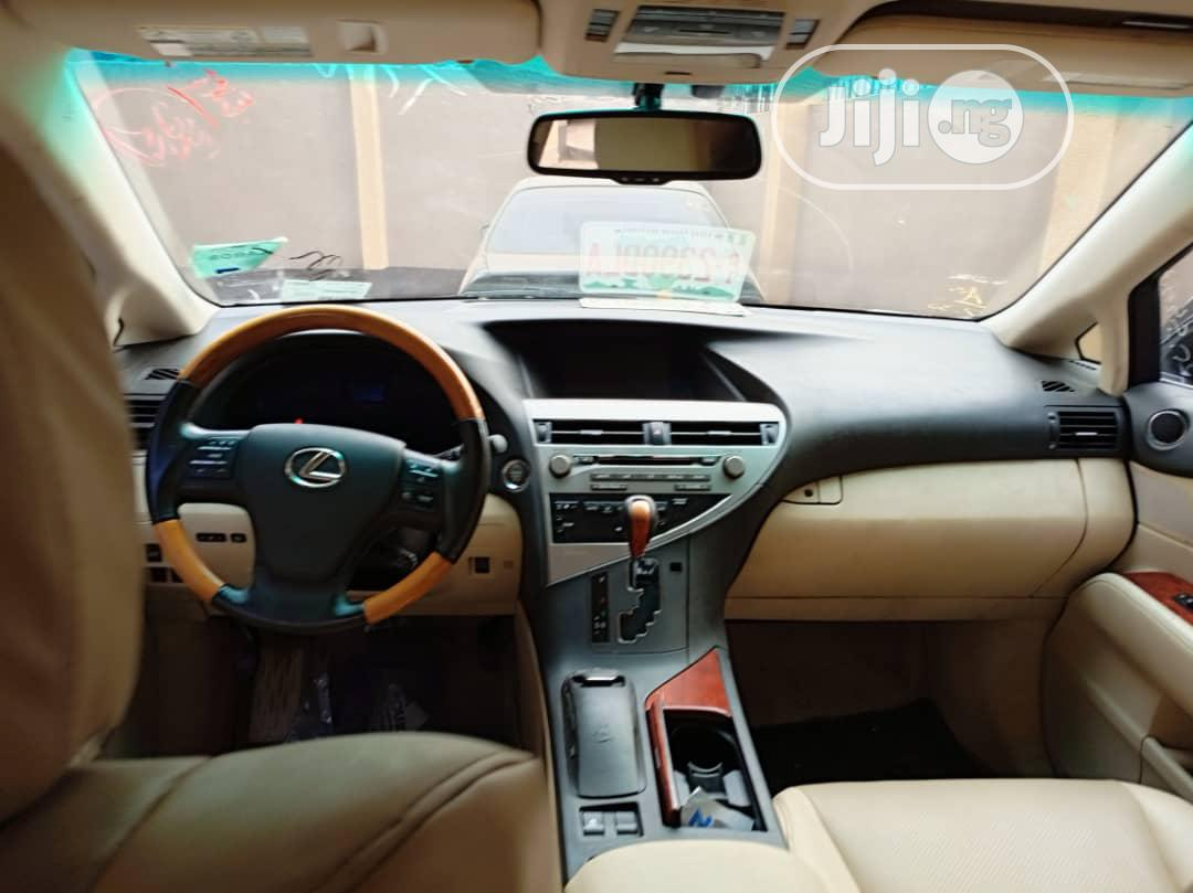 Lexus RX 2010 350 Gray | Cars for sale in Ojodu, Lagos State, Nigeria
