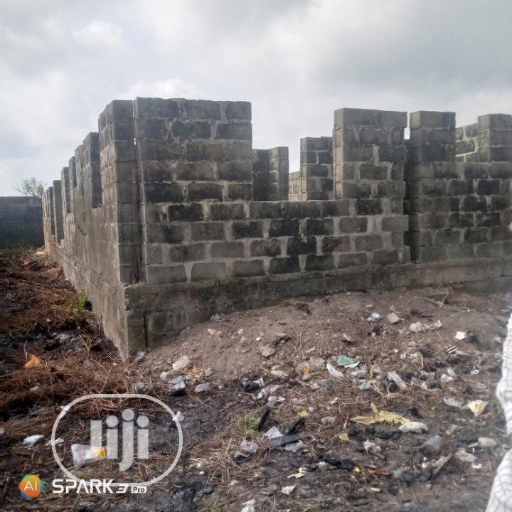 An Uncompleted Building for Sale at Shibiri Ojo