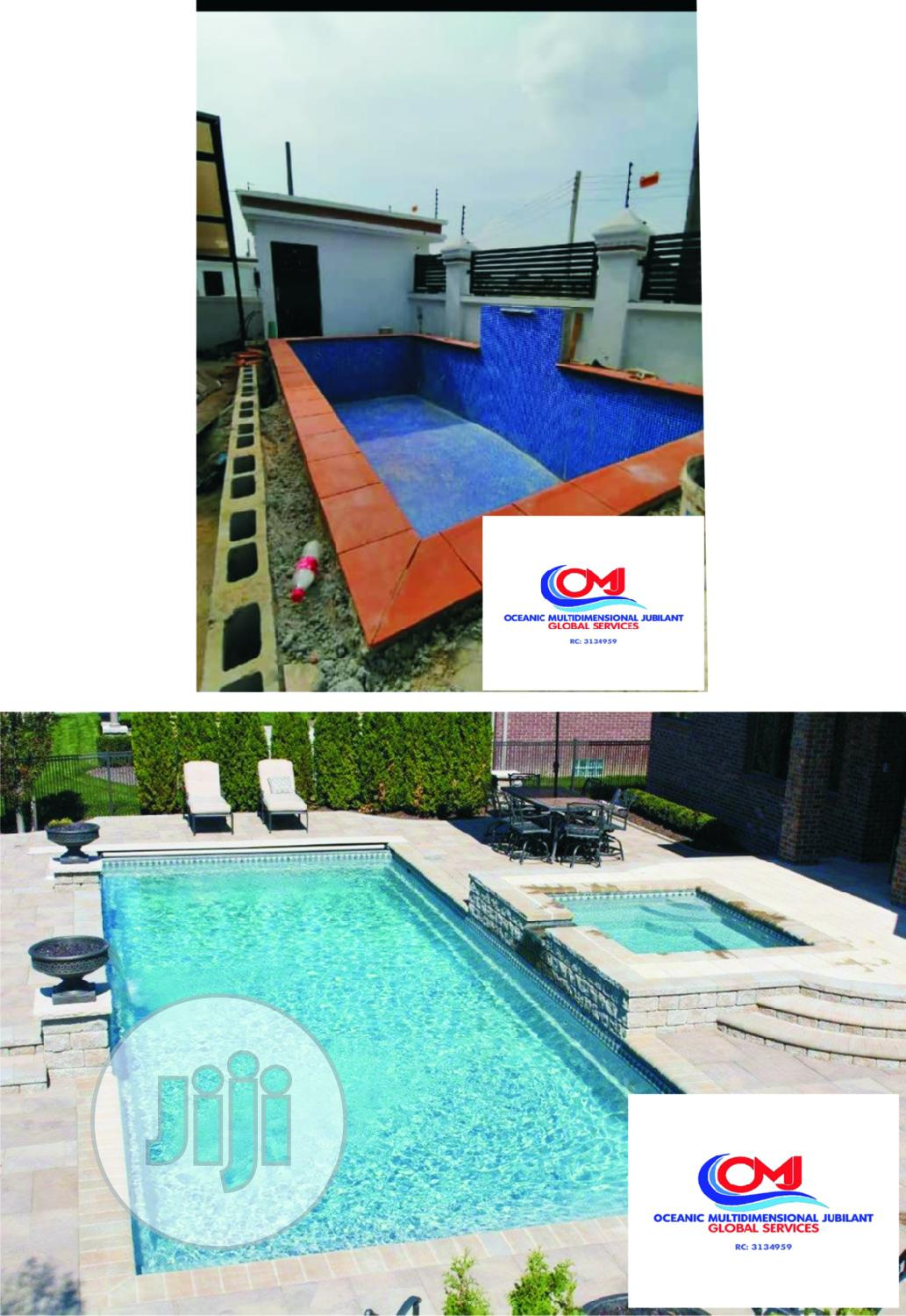 Swimming Pool Constructions | Building & Trades Services for sale in Oluyole, Oyo State, Nigeria