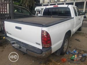 Toyota Tacoma 2008 White | Cars for sale in Lagos State, Lagos Island (Eko)