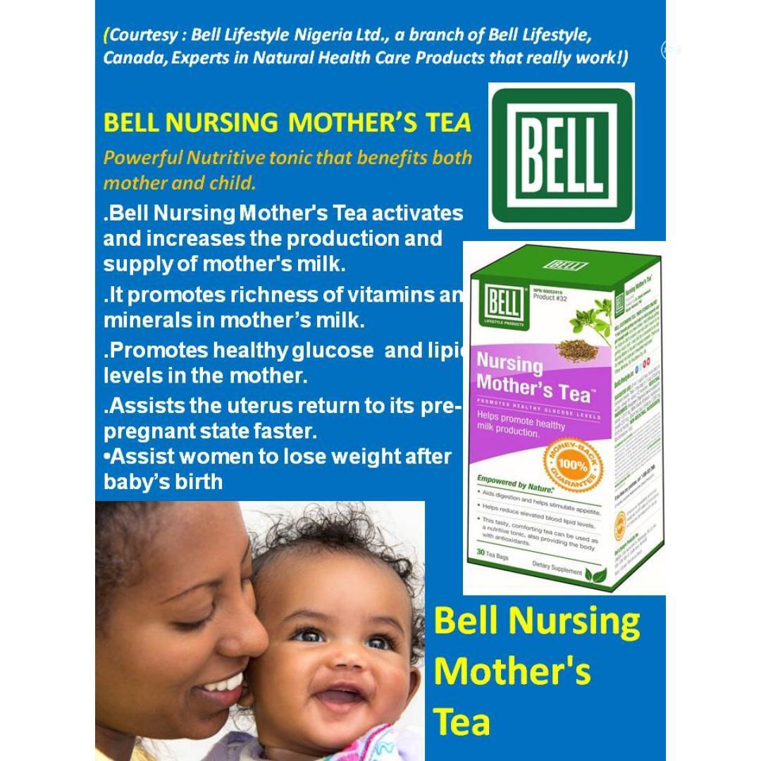 Bell Nursing Mother Tea