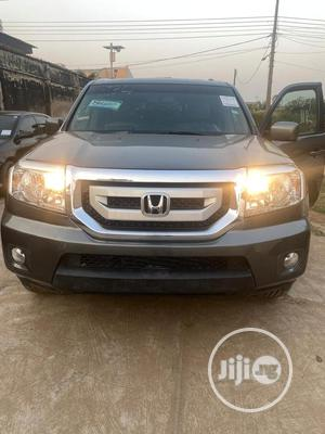Honda Pilot 2009 Green | Cars for sale in Lagos State, Maryland