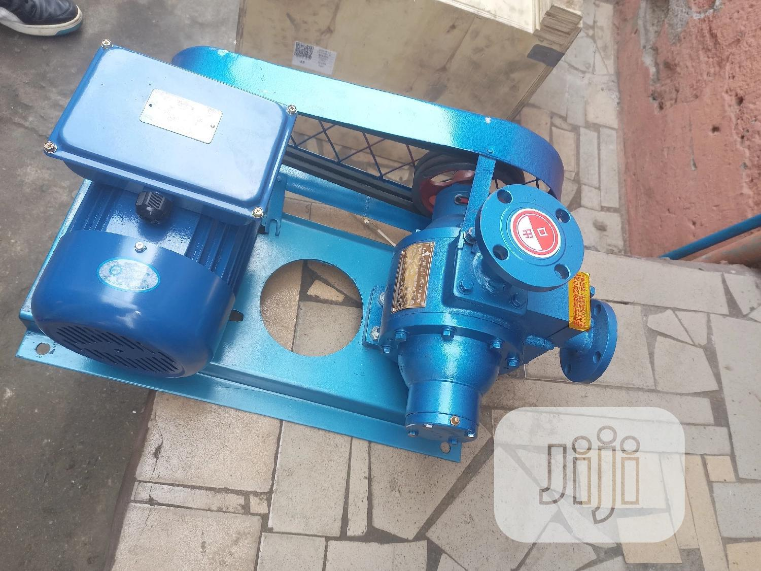 Archive: LPG Pump 1inches, 2hp Ex Electric Motor