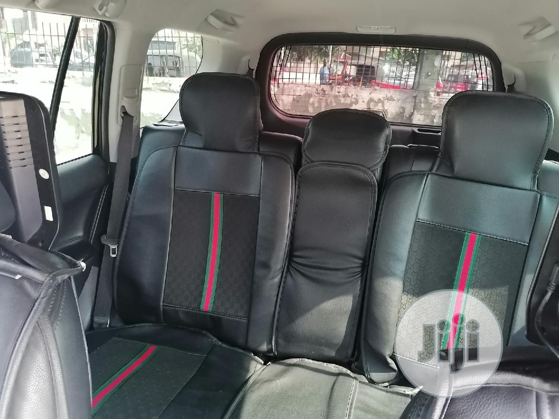 Toyota Land Cruiser Prado 2018 VXR Black | Cars for sale in Uyo, Akwa Ibom State, Nigeria