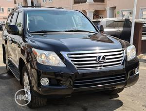 Lexus LX 2013 Black | Cars for sale in Abuja (FCT) State, Garki 2