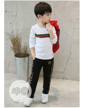 3 in 1 Kids Joggers 3-7 Years | Children's Clothing for sale in Abuja (FCT) State, Kubwa
