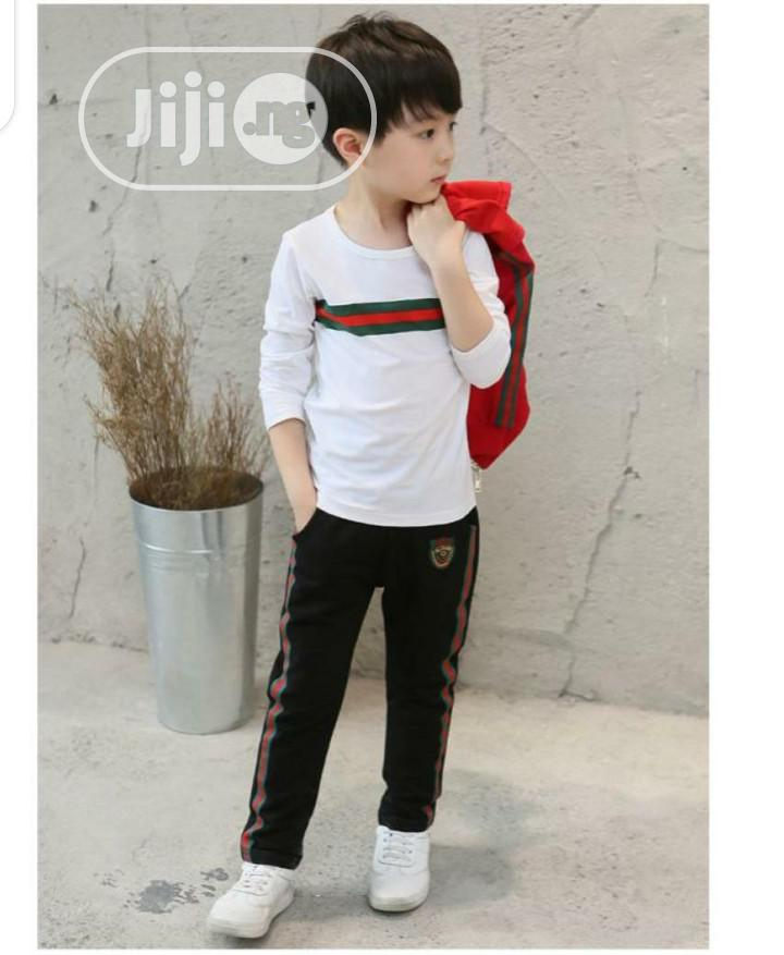3 in 1 Kids Joggers 3-7 Years | Children's Clothing for sale in Kubwa, Abuja (FCT) State, Nigeria