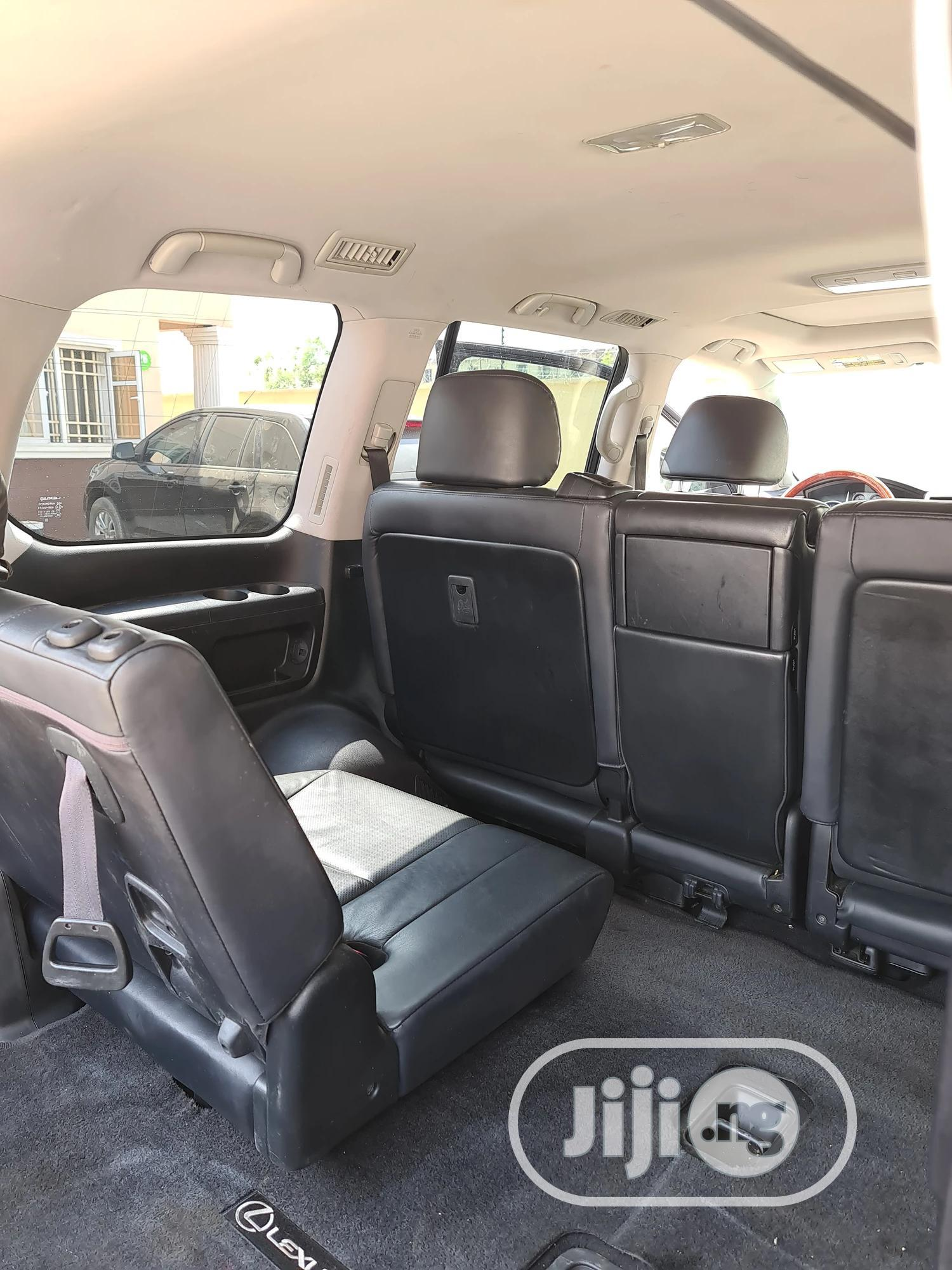 Lexus LX 2013 Black | Cars for sale in Garki 2, Abuja (FCT) State, Nigeria